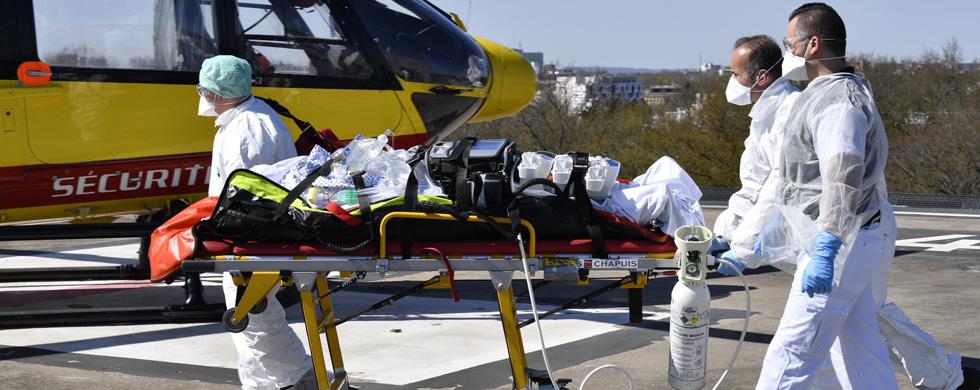 200401 Transfert par helicoptere Ile de France Tours 2