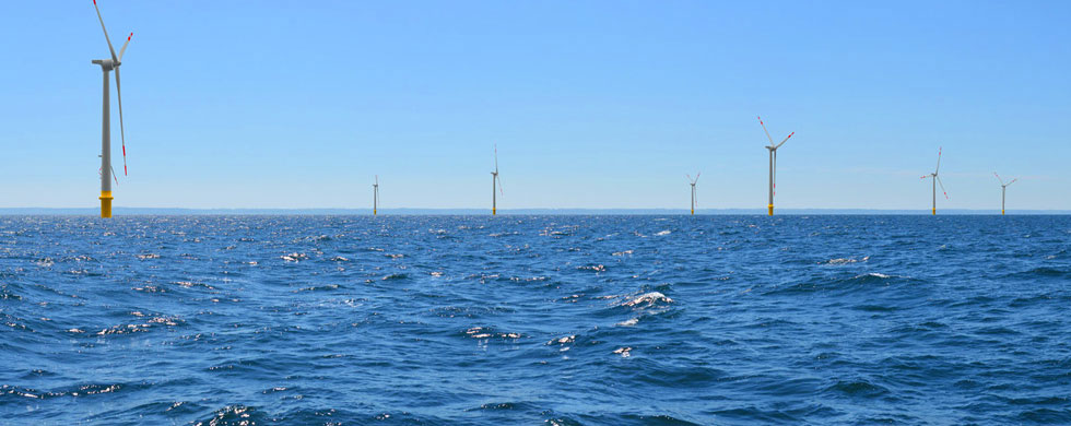 Parc éolien marin 1